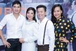 Hồng Ánh sánh đôi Minh Luân đến chúc mừng MV 400 triệu đồng của Tuấn Tú Bolero