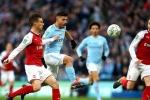 Thắng đậm Arsenal, Man City giành danh hiệu đầu tiên dưới thời Guardiola