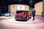 Chiêm ngưỡng vẻ đẹp hút hồn của siêu xe Bentley Continental GT 2018