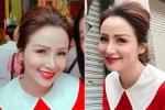 Gương mặt Hoa hậu Diễm Hương ngày càng khác lạ khó nhận ra