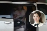 Hoa hậu Đặng Thu Thảo về nhà sau khi sinh con đầu lòng