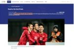 AFC lại nhầm lẫn, 'loại' U23 Việt Nam khỏi bán kết U23 châu Á