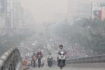 Chất lượng không khí Hà Nội tuần qua thế nào?