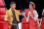 Đông Nhi 'chào thua' khả năng thuyết phục thí sinh của Noo Phước Thịnh