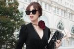 Ninh Dương Lan Ngọc quyến rũ với phong cách thời trang 'gái già thành thị'