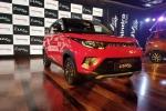 Chất lừ với mẫu ô tô Mahindra KUV100 NXT có giá siêu rẻ, chỉ 150 triệu đồng