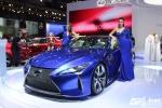 Lexus LS500h công bố mức giá 7,6 tỷ đồng tại Việt Nam