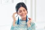 Hoa hậu Châu Á Việt Nam Kim Nguyên khoe nhan sắc rạng rỡ với áo dài họa tiết