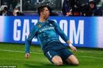 Ronaldo chói sáng, Real đè bẹp Juventus ngay trên sân khách