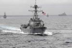 Chiến hạm Mỹ đang làm gì gần Trường Sa?