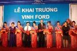 Ford mở rộng đại lý ở khu vực miền Trung