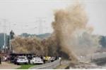 Thủy triều dữ dội như ngày tận thế ở Trung Quốc