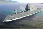 Tàng hình quá tốt, siêu chiến hạm Mỹ gặp nhiều rắc rối