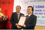 Nguyên Ủy viên Bộ Chính trị chính thức là Hiệu trưởng danh dự ĐH Việt Nhật
