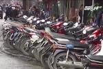 Hà Nội: Sau dẹp 'cướp' vỉa hè, giá vé giữ xe tăng 'cắt cổ'