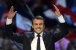 Tiết lộ 5 lý do ông Macron đắc cử Tổng thống Pháp