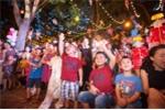 Trẻ em háo hức đón Tết Trung thu rực rỡ sắc màu tại Văn Miếu Quốc Tử Giám