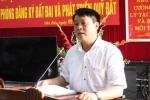 Lý do lùi thời gian công bố quyết định thanh tra tài sản của Giám đốc sở TNMT Yên Bái