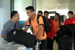 HLV Hoàng Anh Tuấn hài lòng với U22 Việt Nam
