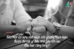 7 dấu hiệu chứng minh chồng yêu vợ thật lòng chứ không chỉ 'nói suông'