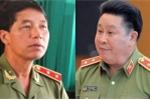 Truy tố 2 cựu thứ trưởng công an Bùi Văn Thành và Trần Việt Tân