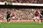 Trực tiếp Arsenal vs Swansea City, Link xem Ngoại hạng Anh 2017 vòng 10