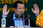 """Thủ tướng Hun Sen bác cáo buộc Campuchia là """"thuộc địa của Trung Quốc"""""""