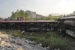 Lật tàu thảm khốc ở Thanh Hóa: Đình chỉ công tác 2 nhân viên gác chắn
