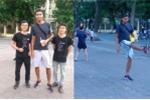 Không được dự World Cup, sao MU đến Việt Nam dạo phố, đá cầu