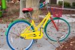 Google bị mất trộm cả trăm chiếc xe đạp mỗi tuần