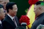 Ông Kim Jong-un nói gì khi đặt chân đến Việt Nam?