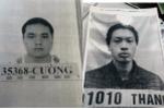 Bắt được 2 can phạm bỏ trốn khỏi bệnh viện khi đang bị tạm giam ở Quảng Ninh