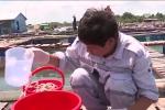 Video: Kinh hãi chất lạ nổi lềnh phềnh trên sông Chà Và
