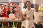 Cùng dự sinh nhật bạn, Hồ Ngọc Hà - Kim Lý né tránh chụp ảnh chung?