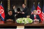 """Washington: Ông Kim Jong-un """"nhận được rất nhiều"""" sau chuyến đi Singapore"""