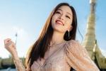 Được khán giả ủng hộ, ảnh chân dung của Phương Nga lọt top 9 'Hoa hậu Hòa bình Quốc tế 2018'