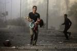 44 trẻ em Syria bị bắt cóc, kế hoạch tấn công hoá học của phiến quân sắp bắt đầu?