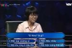 Xôn xao clip người chơi Ai là triệu phú dùng 2 trợ giúp ngay 2 câu hỏi đầu tiên