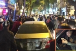 Video: Truy đuổi tài xế côn đồ lái xe 'điên' gây tai nạn liên hoàn rồi bỏ chạy trên phố Hà Nội