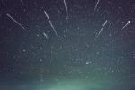 Ảnh: Mưa sao băng lớn nhất năm trên bầu trời thế giới