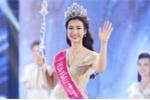 Clip phần thi ứng xử và khoảnh khắc đăng quang của Hoa hậu Đỗ Mỹ Linh