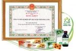 Dược phẩm Hoa Linh nhận bằng khen của Bộ Y tế