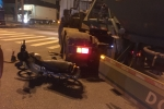 3 giờ giải cứu thi thể nam thanh niên mắc kẹt dưới bánh xe bồn