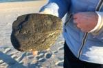 Ngã ngửa khi biết sự thật về vật thể 'ngoài hành tinh' tìm thấy ở bờ biển Mỹ