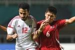 Lich su doi dau UAE chong lai Olympic Viet Nam hinh anh 1