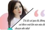 Hoa hậu Kỳ Duyên: Bố mẹ khủng hoảng khi tôi quyết định dọn ra ở riêng