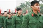 Những điểm mới trong tuyển sinh trường quân đội năm 2019