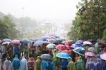 Dự báo thời tiết ngày Giỗ Tổ Hùng Vương: Phú Thọ và các tỉnh miền Bắc mưa trên diện rộng