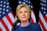 Bà Clinton tự tin trước cuộc điều tra sát ngày bầu cử của FBI