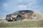 Mercedes GLA 'vượt khó' trong hành trình SUVenture Extreme